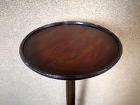 Edwardian Mahogany Torchere Stand / Plant Stand (4 of 10)