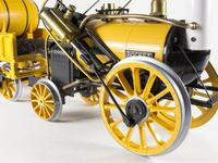 Hornby Live Steam Stephenson's Rocket As New (9 of 11)