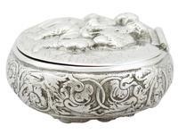 Dutch Silver Tobacco Box - Antique Circa 1690 (8 of 12)