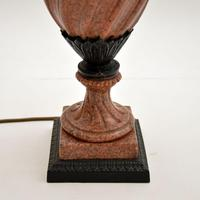 Antique Marble Table Lamp (3 of 6)