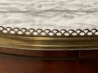 French Marble Top Coffee or Lamp Table (15 of 17)
