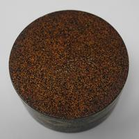 Antique Japanese Meiji Gilt & Black Lacquer Lidded Box (10 of 15)