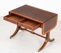Mahogany Regency Style Sofa Table (7 of 10)