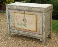 Beautiful 19th Century Hand Painted Chinese Cabinet (3 of 11)