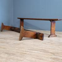 Pair of Cherrywood Benches (3 of 13)