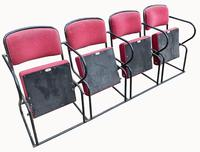 Set of Cinema Seats in Red Vevet (2 of 2)