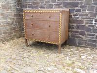 Limed Oak  Chest of Drawers (2 of 14)
