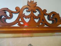 Large 19th Century Needlepoint Fire Screen (4 of 10)