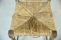 Oak Arts & Crafts Chair (6 of 9)