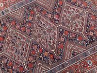 Antique Khamseh Rug (6 of 10)