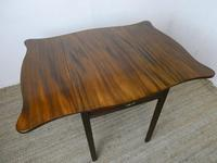 English 18th Century Shaped Top Side Table (4 of 10)