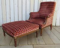 Antique French Empire Duchesse Brisee (7 of 10)