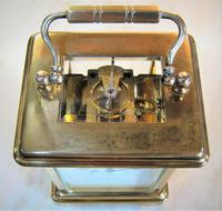 1940's Bornand Frères English Made Carriage Clock (7 of 7)