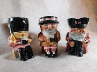 Set of Three Shorter & Sons  Hand Painted Toby Jugs (5 of 5)