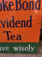 Brooke Bond Tea Advertising Sign (5 of 6)