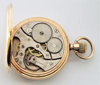 Vintage 1920s Duracy Stem Winding Pocket Watch (5 of 5)