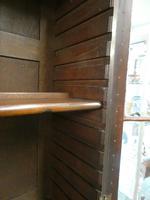 Neat English 18th Century Bureau Bookcase (14 of 15)