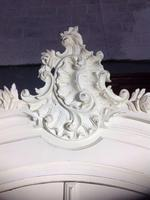 Stunning French Carved Armoire (7 of 9)
