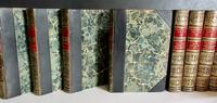1891 The Novels of  William Makepeace Thackeray.   Complete in 13 Fine Leather Bindings (4 of 5)
