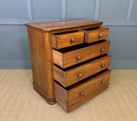 Victorian Walnut Chest of Drawers (11 of 13)
