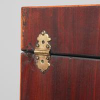 George III Inlaid Mahogany Knife Box (9 of 9)