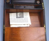 A Superior Tunbridge Ware Fitted Lap Desk Hever Castle C. 19thc (9 of 14)