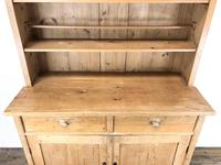 Antique Pine Country Dresser with Shaped (7 of 7)