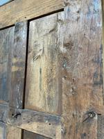 Wonderful French Empire Period Bleached Oak Linen Press (27 of 32)