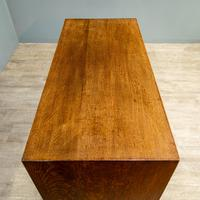 Modernist Oak Desk (5 of 6)