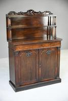 Victorian Rosewood Chiffonier (7 of 9)