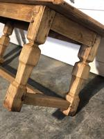 Rustic French Oak Farmhouse Dining Table (8 of 26)