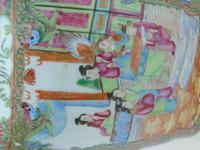 Good Large 19th Century Chinese Famille Rose Vase (11 of 12)