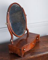 George III Mahogany Toilet Mirror (3 of 7)