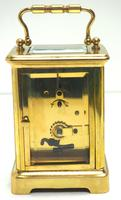 Rare Antique French 8-day Carriage Clock Classic and Sought After Design (7 of 11)