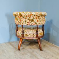 19th Century Easy Chair (5 of 8)