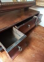 Mahogany Dressing Table Swing Mirror (4 of 5)