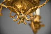 French Gilt Chandelier (8 of 12)