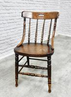 Set of 4 Windsor Country Kitchen Chairs (5 of 6)
