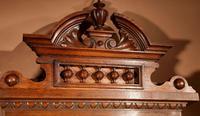 Impressive Black Forest Oak Grunderzeit Longcase Clock c.1910 (7 of 13)