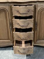 French Bleached Oak Farmhouse Kitchen Dresser (23 of 26)