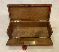 19th Century French Applewood Glove Box (10 of 17)