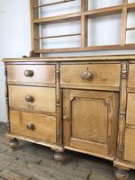 Victorian Antique Pine Dresser (16 of 18)