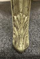 Pretty French Cabriole Leg Stool (8 of 10)