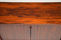 Danish Rosewood Sideboard by Gunni Omann Vintage 1960's (5 of 13)