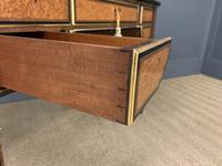 19th Century Amboyna Writing Desk (3 of 19)