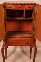 Quality Cabinet on Stand Chippendale Style (6 of 9)