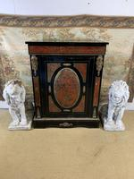 19th Century Boulle Cabinet (3 of 5)