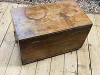 19th Century Oak Tool Chest (6 of 16)