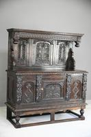 Early 17th Century & Later Livery Cupboard (2 of 12)