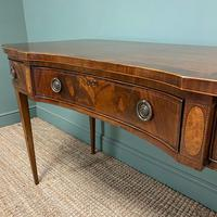 Victorian Mahogany Antique Console Table (5 of 9)